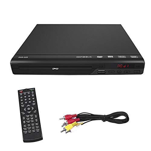 Great Price! 110-220V USB Portable Multiple Playback DVD Player ADH DVD CD SVCD VCD Disc Player Home...