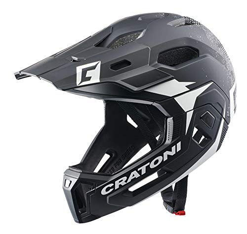 Cratoni C-Maniac 2.0 MX Downhill Freeride - Casco de bicicleta (protector de...