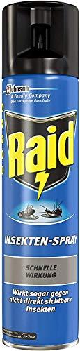 Raid Paral Insektenspray, Mückenspray, 400ml