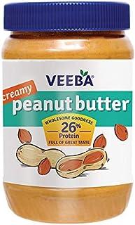Veeba Creamy Peanut Butter, 925 gm
