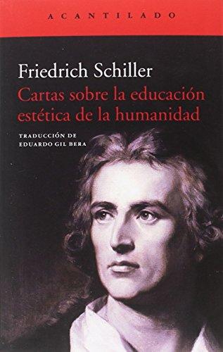 Cartas sobre la educación estética de la humanidad: 366 (El Acantilado)