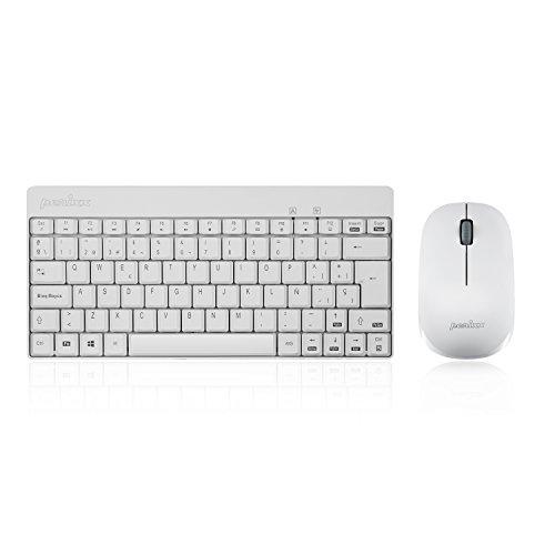 Teclados Y Ratones Inalambricos Para Tablet teclados y ratones inalambricos  Marca Perixx