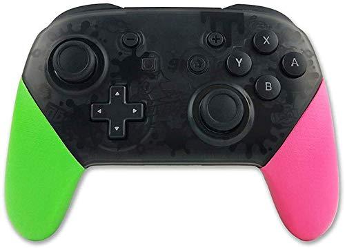 Gamepad sans fil à double vibration, manette jeu PS4, manette jeu sans fil pour contrôleur jeu, combiné pour manette jeu à chargement rapiUSB, compatibilité pour les téléphones Android et Ios, rose