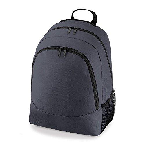 Universal Bagbase - Mochila negro negro