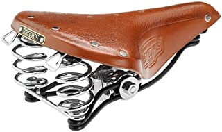 Brooks Sattel Team Pro Special Line Honig,B 232,Herren,273x160x67mm,540g