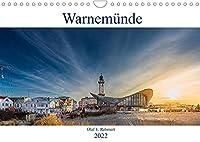Warnemuende by Olaf Rehmert (Wandkalender 2022 DIN A4 quer): Warnemuende von seiner schoensten Seite (Monatskalender, 14 Seiten )