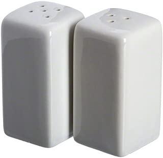 Best white ceramic salt and pepper shaker Reviews