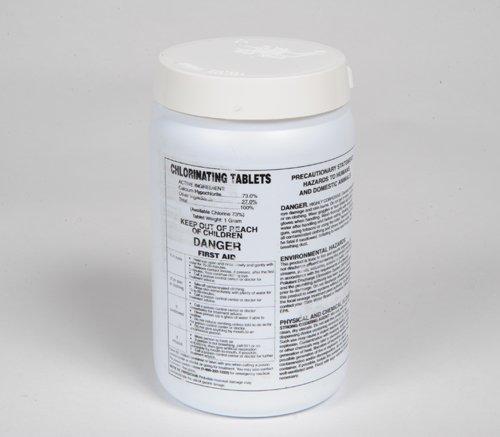 CHLORINE WELL/POOL SANITIZER PELLETS PENTAIR LP-3000 LANDOMATIC DRY CHLORINATOR