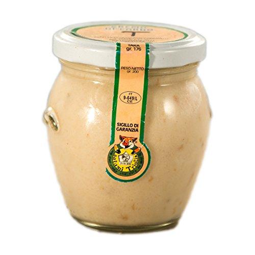 Crema di Lardo al Tartufo 200 gr. - Salumificio Artigianale Gombitelli - Toscana