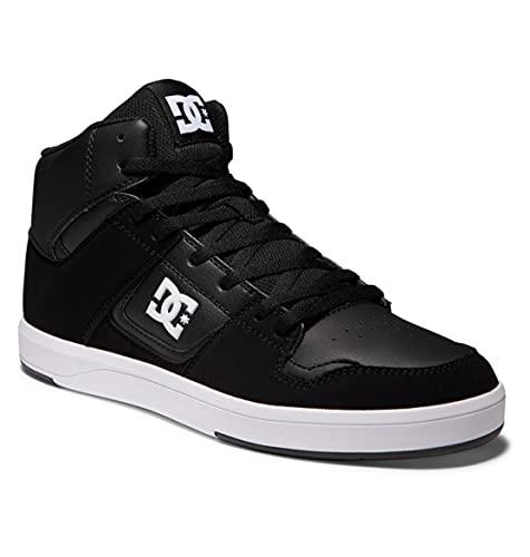DC Shoes Cure HI Top, Zapatillas Hombre, Negro, 42 EU