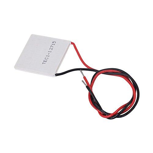 136.8W 40mm Thermoelektrische Peltier Kühler für CPU Auto Getränk TEC1-12715