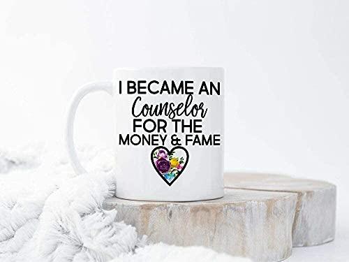 Keyboard cover Tazas de café con asesorador divertido, taza de café asesor taza de café asesor regalo cerámica blanca taza A4