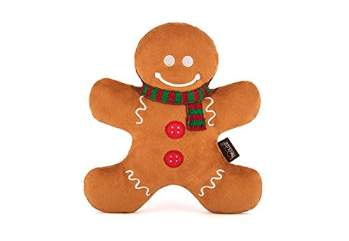 Tasty Bone B077N1K86D P.L.A.Y. Pet Lifestyle and You.-.-.Gatti.-.Ginger Bread Man/Gingerbread Man