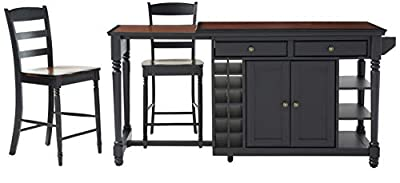 Home Styles Grand Torino Kitchen Island And 2 Stools Order Vceazldz1,What Color Makes You Sleepy