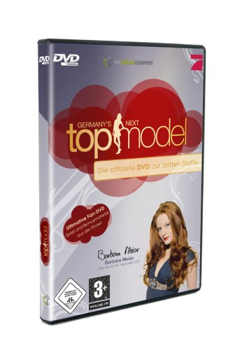 Germany's Next Topmodel - Die offizielle DVDi zur dritten Staffel