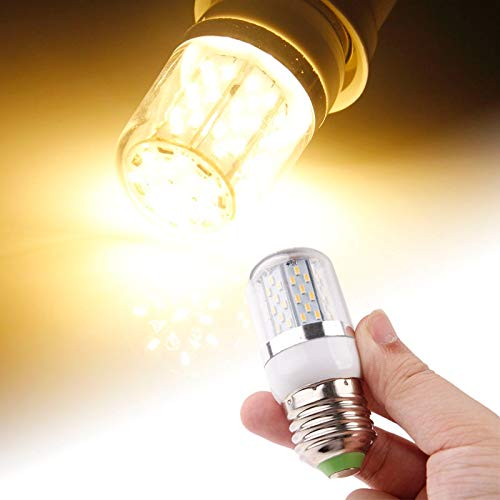 Bijenkorf bulb afzuigkap Verkoop goed E27 5W Corn Light Bulb, 78 LED 3014 SMD, warm wit licht, AC 220V lamp maïs e14 led bulb (Color : Color1)