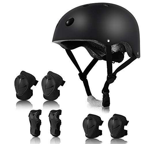 Kids Bike Helmet, Toddler's Helmet,Kids Protective Gear and 3-12-Year-Old Boys Girls Adjustable Sports Protection Equipment, Suitable for Bicycles Skateboards, Scooters