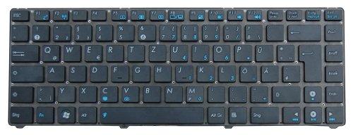 Original Tastatur ASUS Eee PC 1215B, ASUS Eee PC 1225B, ASUS Eee PC 1225C Series Schwarz DE NEU