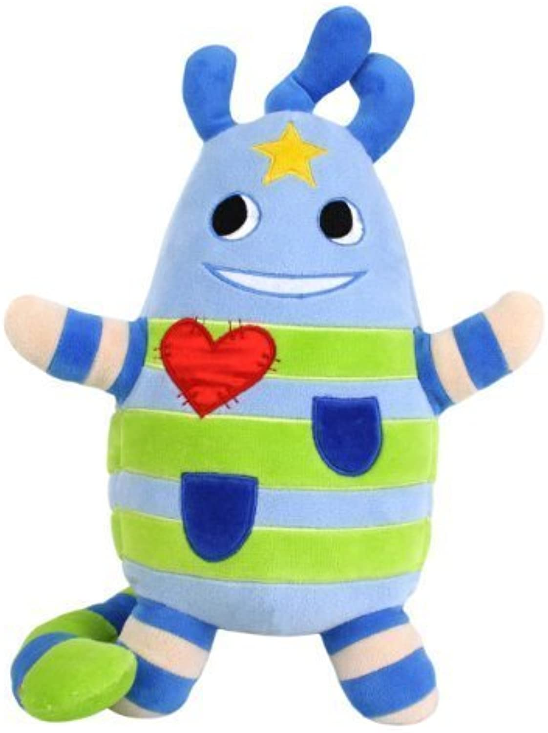 Lovabelliez  Happy Harper Plush Toy by Bead Bazaar, USA