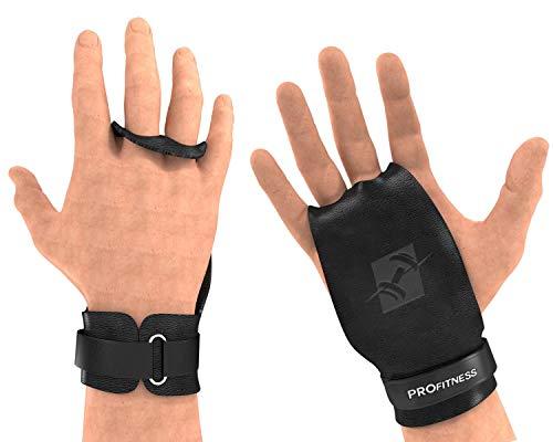 ProFitness Leather Cross Training Grips