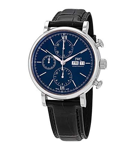 IWC Portofino IW391023 - Cronografo automatico da uomo, edizione 150 anni