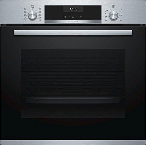 Bosch Serie 6 HBA537BS0 - Horno (Medio, Horno eléctrico, 71 L, 71 L, 50 - 275 °C, 275 °C)