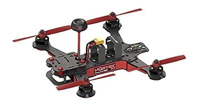 ImmersionRC Vortex 250 Pro ARF Racing Quadcopter Drone with Foam Zipper Case