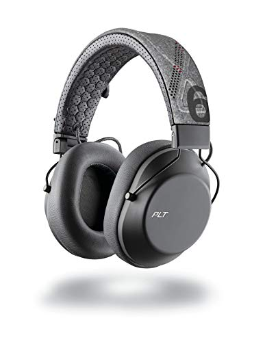 Plantronics BackBeat FIT 6100 BT Headphones Pepper Grey Bluetooth Headphones and Headsets