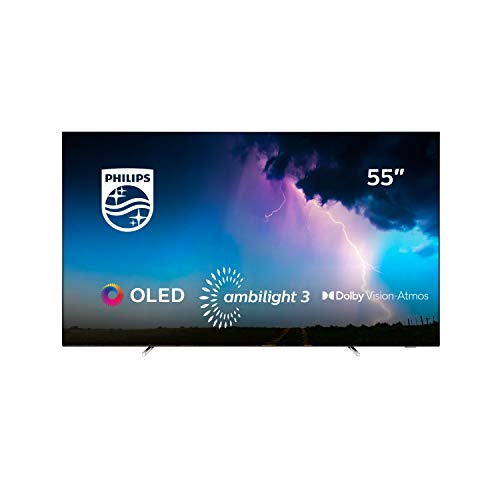 Comprar Smart TV 4K OLED Philips 55OLED754/12 - Opiniones
