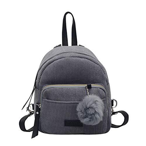QPYYBR Mini mochila pana pequeña bandolera niña bandolera