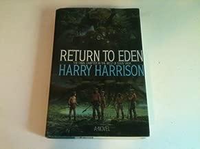 RETURN TO EDEN Book Three in the West of Eden Trilogy