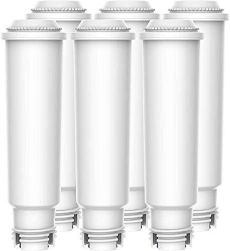 Waterdrop Claris F088 TÜV SÜD Zertifiziert Kaffee Filter, Kompatibel mit Krups Claris F088 Melitta Pro Aqua, Passt Viele Modelle von AEG, Bosch, Siemens, Nivona, Melitta, Neff und Mehr (6)