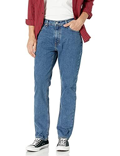 Levi's Damen 541 Athletic Fit Jeans, Stonewash Stretch, 36W x 32L