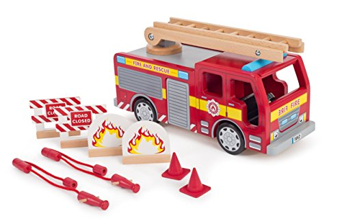 Tidlo Fire Engine
