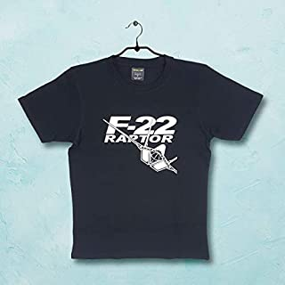 F-22 Raptor Black T-Shirt