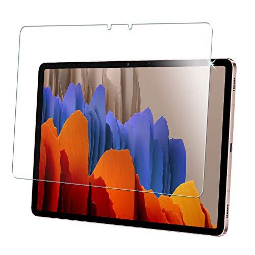 TECHGEAR Vidrio Compatible con Samsung Galaxy Tab S7 11.0' 2020 (SM-T870 / SM-T875) Protector de Pantalla Vidro Templado [Dureza 9H] [Alta Definición][Resistente a los arañazos] [Sin Burbuja]