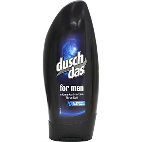 duschdas For Men (12-er Pack) je 250ml