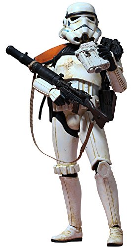 Star Wars Movie Masterpiece Action Figure 1/6 Sandtrooper 30 cm Toys Figures -  Hot Toys, SS902414