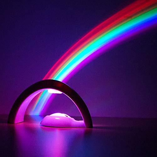 proyector arco iris de la marca LINONG
