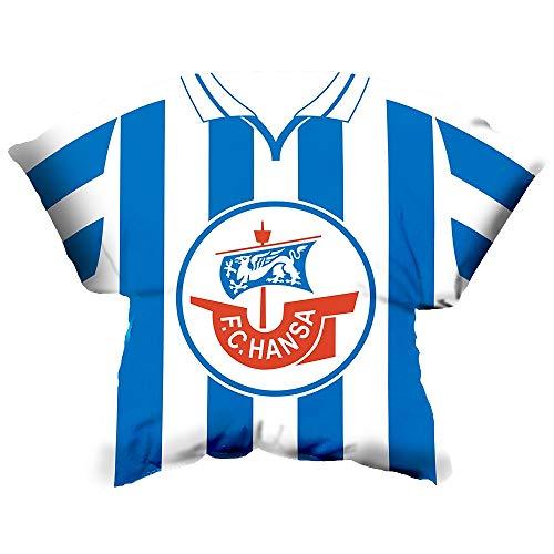 FC Hansa Rostock Trikot Kissen