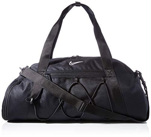 NIKE CV0062-010 W NK ONE CLUB BAG Gym Bag womens black/black/(white) MISC