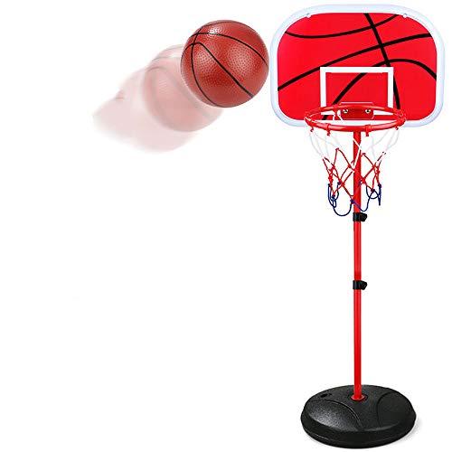 Planchas para Niños, Canasta De Baloncesto, Canasta De Baloncesto, Canasta De Baloncesto, Juguete De Tiro De Canasta De Baloncesto, Deportes De Interior,1.2 Meters (1 Ball)