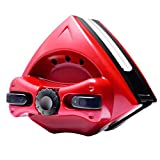 S-t-x 8-30mm Automatischer Elektrischer Fensterputzer-Roboter Glide Magnetischer Fenster Reiniger Home 8-Gang-Tuning Fensterputzroboter Haushaltsgeräte Scheibenwisch Roboter (Color : Red5-24mm)