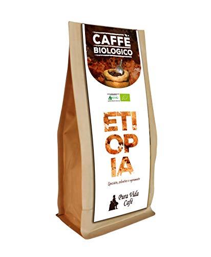 Caffè Biologico Etiopia Mono-origine 100% arabica