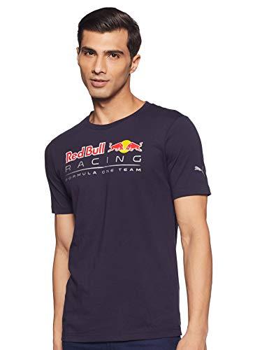 PUMA Herren RBR Logo T Shirt, Night Sky, XXL