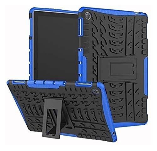 ZRH Accesorios de la pestaña para Huawei MediApad M5 Lite 1010.1'Tablet Portada a Prueba de Golpes para Huawei MediApad M5 Lite 10 (Color : Black)