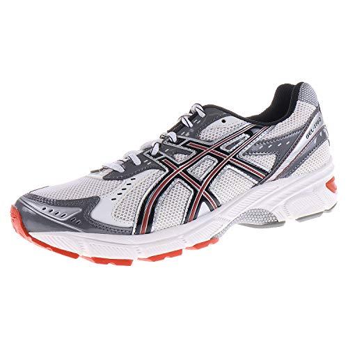ASICS Schuhe für Kinder Laufschuh Gel-1160 GS White Black Red C038N0199 (39.5 EU)