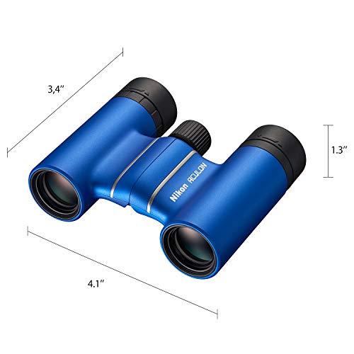 Nikon双眼鏡アキュロンT028x21ダハプリズム式8倍21口径ブルーACULONACT028X21BL