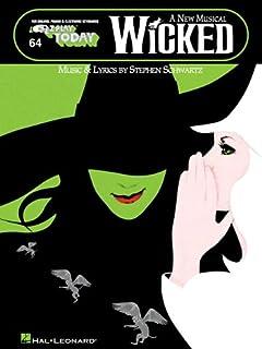 Wicked: E-Z Play Today Volume 64