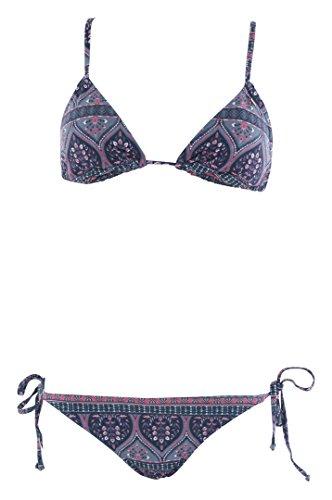 Roxy Sun, Surf and Tri Bikini Set for Women - Tri Bikini Set - Frauen